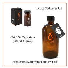 Dropi Cod Liver Oil