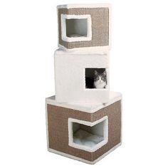 Risultati immagini per torre gatto tiragraffi