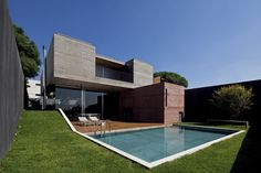Casa Boaçava / Una Arquitetos http://www.archdaily.com.br/br/01-82508/casa-boacava-una-arquitetos