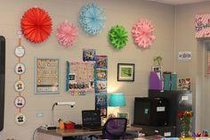 Cute Classroom from Kickin' it in Kindergarten!