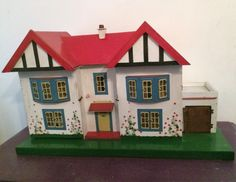 Triang Vintage Dolls House by No28 on Etsy