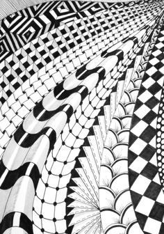 20 + most popular ways to art designs patterns doodles zentangle doodle art, Zentangle Drawings, Doodles Zentangles, Doodle Drawings, Tangle Doodle, Zen Doodle, Doodle Art, Zantangle Art, Zen Art, Doodle Patterns