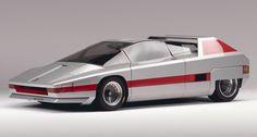 Der Alfa Romeo Navajo war Bertones Antwort auf Kampfstern Galactica | Classic Driver Magazine