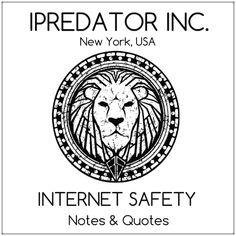 Michael Nuccitelli, Psy.D. Internet Safety Notes & Quotes Visit iPredator to download, at no cost, the internet safety notes & quotes Michael Nuccitelli, Psy.D. compiled from his online assailant research. https://www.ipredator.co/michael-nuccitelli-internet-safety/   #Psychology #iPredator #InternetSafety #Cyberbullying #Cybercrime #Technology #CyberSecurity #Cyberstalking