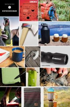 Holiday Gift Guide: Outdoorsman   Cool Material