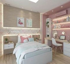 Girly Girl Bedroom ♡