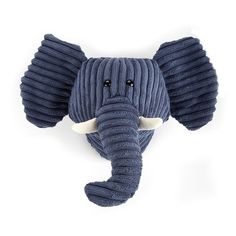 Jellycat Cordy Roy Elephant Wall Decor with Organza Pull String Bag Advent For Kids, Advent Calendars For Kids, Elephant Wall Decor, Small Balloons, Bubble Wall, Colorful Elephant, Jungle Room, Alphabet Print, Nursery Wall Decals