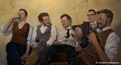 WIP Gentlemen's cabinet part V 2013
