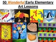 Elementary Art Worksheets - Bing Images