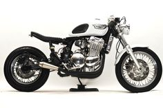 1998 Triumph Adventurer by Steel Bent Customs