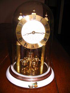 DIY cloche! Anniversary clock domes