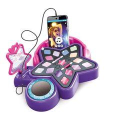 CLEMENTONI Music Make Up Make Up, Games, Chic, Kids, Unicorn Makeup, Pop Art Makeup, Music Jewelry, Colorful Eyeshadow, Lip Gloss