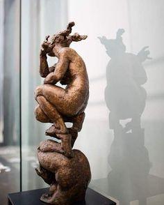 """910 Likes, 5 Comments - Javier Marin Escultor (@javiermarinescultor) on Instagram: """"#JavierMarin, #javiermarinescultor. #escultura de #bronce a la cera perdida. #Arte,…"""""""