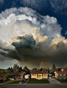 Taber, Canada-- storm clouds threatening to become a tornado--close to where I grew up. Not many tornados, tho! All Nature, Science And Nature, Amazing Nature, Pics Of Nature, Storm Clouds, Sky And Clouds, Tornado Clouds, Thunder Clouds, Rain Storm
