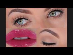 ▶ Katy Perry Prism Makeup Tutorial - YouTube