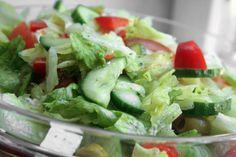 Sałatka grecka - samo zdrowie