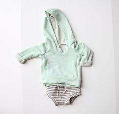 BEACH hoodie // handmade baby/toddler // custom order size and color