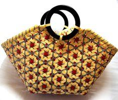 Handmade hand woven