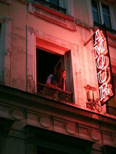 Kim Noorda by Annemarieke van Drimmelen, Paris, 2014