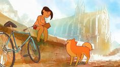 """To celebrate the company's 25th anniversary, TVPaint Développement produced a short film called """"Journey Through Creativity"""".  The piece was single-handedly designed, animated, and directed by Tévy Dubray, a twenty-two-year-old French-Cambodian animator. Tévy's work came to our attention when she participated in a summer internship at the company in 2014. Her animation is paired with the music of Louis Warynski (aka Chapelier Fou), an electronic musician from our hometown of Metz, France…"""