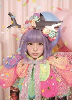 Kyary Pamyu Pamyu has a personal style like no other.