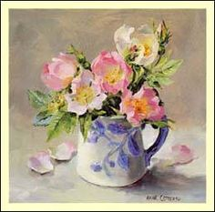 Dog Roses anne cotterill