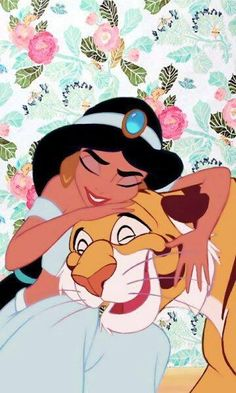Jasmine, Disney, Aladdin, Walt Disney ♡