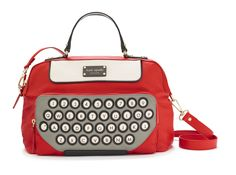 I would do some awful things for this purse - Kate Spade Typewriter Bag