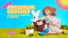 Learn kawaii crochet for adorable amigurumi