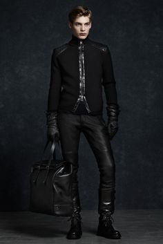 Belstaff Fall 2012 Menswear - Collection - Gallery - Style.com