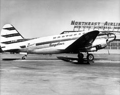 August 1, 1972: Delta Air Lines absorbs Northeast Airlines