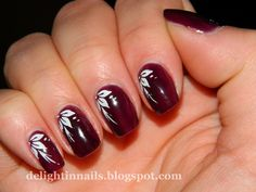 Delight in Nails: Jelly Stamp-wich with Zoya Katherine