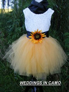 Country bridesmaid dresses - FLOWER GIRL dress+flower girl dress with cowboy boots+girls short party dress Fall Flower Girl, Yellow Flower Girl Dresses, Flower Girl Dresses Country, Rustic Flower Girls, Flower Girl Tutu, Country Wedding Dresses, Wedding Party Dresses, Bridesmaid Dresses, Wedding Cowboy Boots