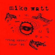 Mike Watt to Release Archival Live Album Featuring Dave Grohl, Eddie Vedder