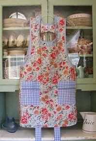 Image result for smock aprons grandma