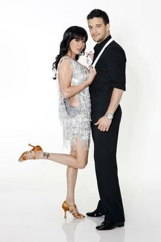 Shannen Doherty & Mark Ballas - Season 10 - Dancing with the Stars
