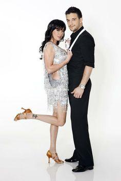 Shannen Doherty & Mark Ballas - Season 10