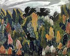 Artwork by Gladys Mgudlandlu, Birds of the forest, Made of gouache Patrick Heron, Guache, Impressionist, Landscape Paintings, Birds, Artwork, Image, Google Search, Collection