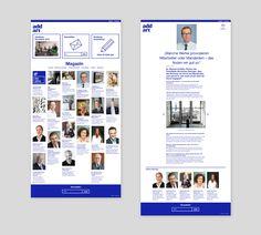 addart - corporate design on Behance