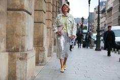 Die schönsten Street Styles an den Haute-Couture-Schauen