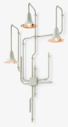 &tradition Light Forest OD2 wandlamp