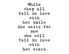 Fall in love with her