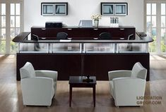 Reception Desk, L-Shape Reception Station, Desk For Two, Meeting Table, Receptionist, Conference Table, Home Office, Office Desks, Home Hacks, Office Interiors, Kitchen