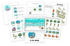 Looking for fun, summer themed activities for your preschoolers? Check out this adorable ocean preschool pack from Jolanthe over at Homeschool Creations! Not only do we love the cutesy clip art, we...
