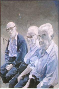 Capsula de Autoestima: Tres viejitos.