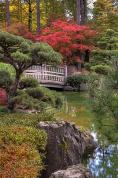 Nishinomiya Japanese Garden, Manito Park, Spokane, Washington