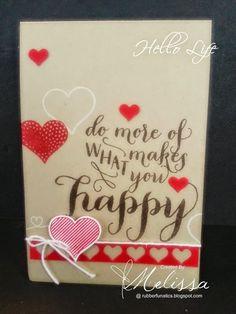 RubberFUNatics - SU - Hello Life, Valentine, Love, Hearts