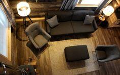 Majoitus Nellim | Nellim Sofa, Couch, Furniture, Home Decor, Decoration Home, Room Decor, Settee, Sofas, Home Furniture