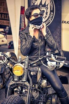"wetsteve3: ""lucysavino1juice: ""✌ "" Over 57,000 Real Biker Babes, Biker Events, Motorcycles and incredible photos of Professional models posing with bikes of all kinds. If it has two or three wheels..."