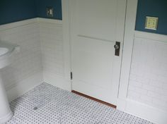 Also like these baseboards.  Tall Baseboards Design Ideas, Pictures, Remodel, and Decor - page 2